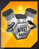 V12 MPI engine