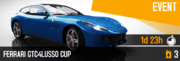 GTC4L Cup