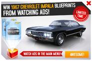 Impala BP Ad Promo
