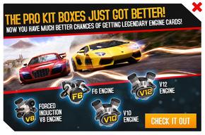 Pro kit boxes got better