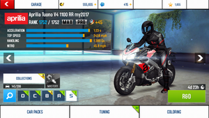 ATV41100RR MAX PRO + Tuning Kit (imperial)