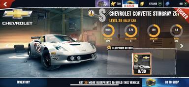 AX Corvette (S MPH v1.9)