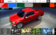 F-150 Red