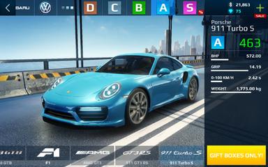 AST 911 Turbo