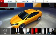 Dodge Dart GT Yellow