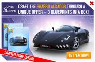 Alcador 3x BP Ad