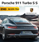 Porsche 911 Turbo S Series as