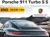 2020-08-11 Porsche 911 Turbo S Series