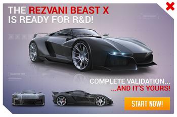 Rezvani Beast X R&D Promo