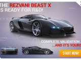 Rezvani Beast X (Research & Development)