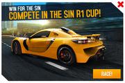 SIN R1 Cup Promo