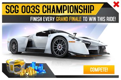 A8 SCG 003S Championship Promo