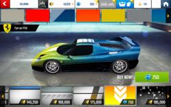 Ferrari F50 Decal 11