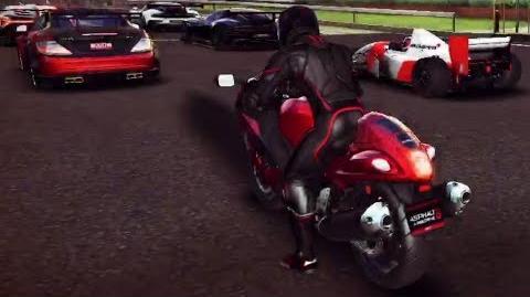 Let's Go SLK Crushing! - Suzuki Hayabusa Multiplayer Barcelona Reverse Asphalt 8