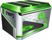 A8Box BP Box green