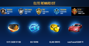 NanoFlowcell QUANT FE Elite League Rewards
