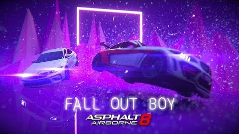 ASPHALT 8 AIRBORNE – UPDATE TRAILER - FALL OUT BOY