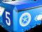 A8Box 5-Tire Box