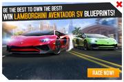 Aventador SV Assembly Cup Promo