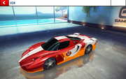 MPW FXX Decal