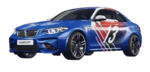 BMW M2 Racing II icon as