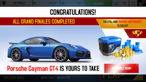 Porsche Championship completed