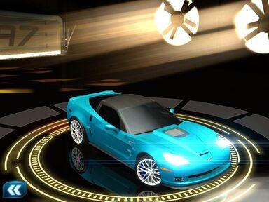 A7 Corvette C6 ZR1