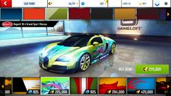 Bugatti Veyron 16.4 Grand Sport Vitesse Decal 15