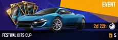 Festival Kits Cup Torino Design Super Sport blue a8