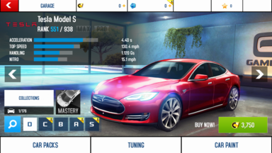 A8 Tesla Model S New Price