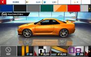 A8 R34 Orange