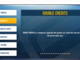 Double Credits (Asphalt 8)