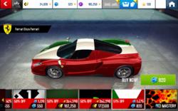 Ferrari Enzo Ferrari Decal 17