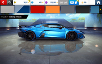 A8 Zerouno Blue