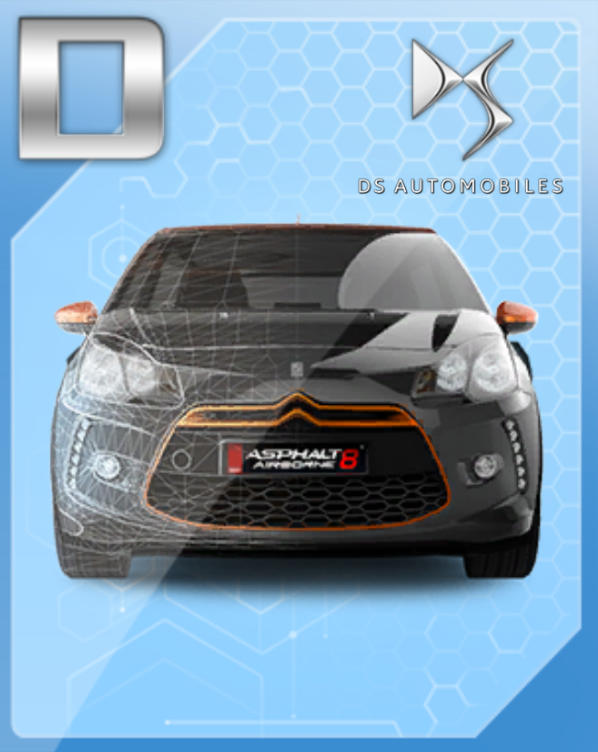 Blueprints asphalt wiki fandom powered by wikia ds 3 racing common malvernweather Choice Image