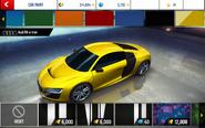 E-tron Yellow