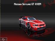 Urban GT Skyline GTR R34 Body 1