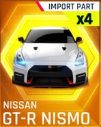 GT-R NISMO Epic