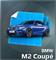 BMW M2 Coupé blueprint as