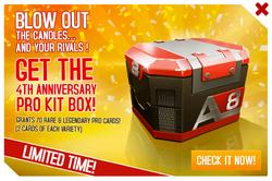 A8 Anniversary Box Promo