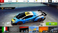 Lamborghini Veneno Decal 16