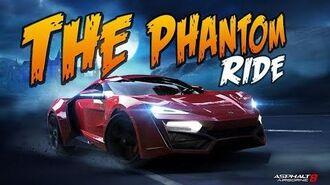 Asphalt 8 The PHANTOM Ride Update