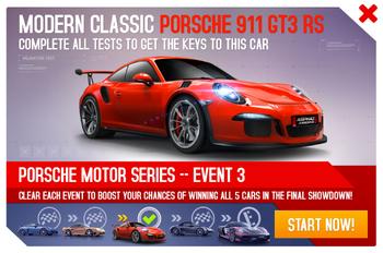 911 GT3 RS R&D Promo