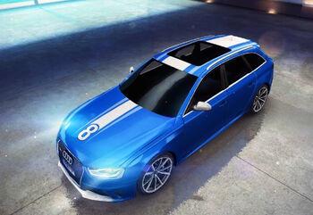 20160121 Audi RS 4 Avant decal