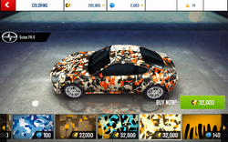A8 FR-S Decal 8