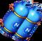 An icon extra tank
