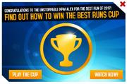 Best Runs 2017 Cup Promo