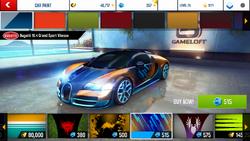 Bugatti Veyron 16.4 Grand Sport Vitesse Decal 8
