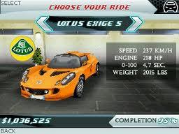 Lotus exige s asphalt 4