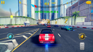 Asphalt 8 Infected warmup